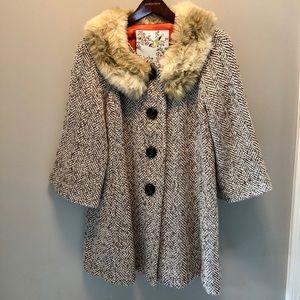 Jackets & Blazers - Anthropologie Tabitha Tyndall coat